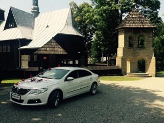 VW Passat CC do ślubu! Nowy Sącz
