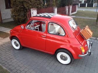 Retro FIAT 500 Malopolska itp... Tarnow