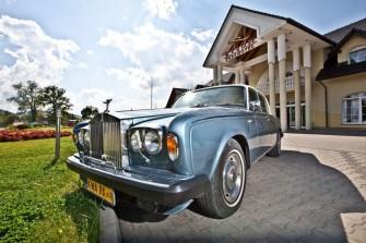 Rolls Royce Silver Shadow II Wadowice