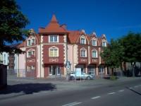 oriental-house hotel i restauracja M�awa