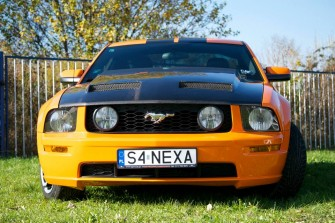 Ford Mustang Piekary �l�skie