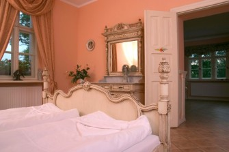 Sypialnia Apartamentu Francuskiego  Opalenica