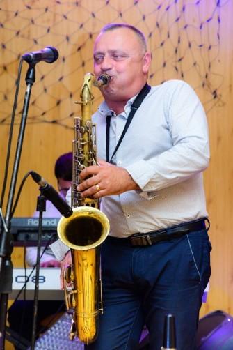 Saksofon to jest to!  Zalasowa