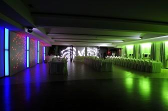 SEVILLA Sala konferencyjno-bankietowa IZABELIN