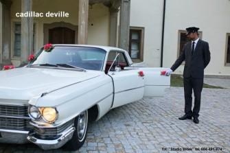 Cadillac Deville rocznik 1963 RZESZÓW DĘBICA SANOK KROSNO PRZEMYŚL TARNOBRZEG MIELEC