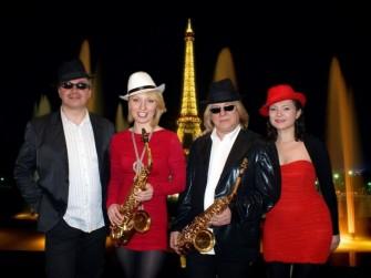 zesp� muzyczny HOT SUN Warszawa