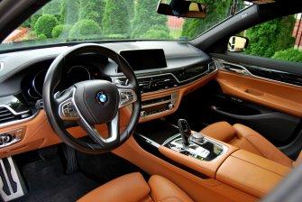 BMW serii 7 Warszawa