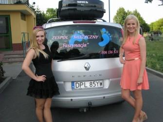 Nasz transport i wokalistki Głogów