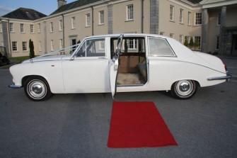 DS420 auto na ślub Białystok
