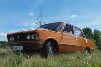 Fiat 125p Piła