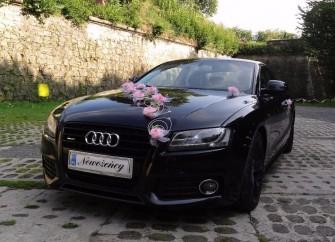 Audi A5 S-Line do Ślubu  POPROWADŹ SAM Kraków