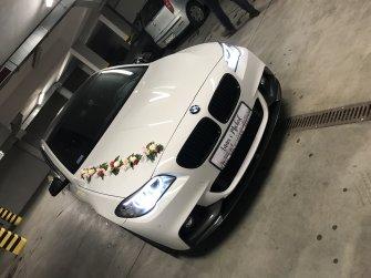 Białe BMW M-PERFORMANCE F10 Nowy Sącz