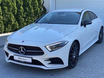 Najnowszy Mercedes CLS Olsztyn