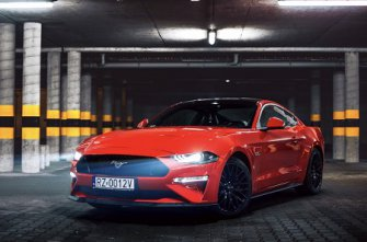 Ford Mustang GT 2020 Lublin