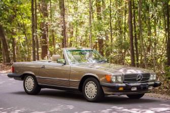 Mercedes sl560 wynajem do ślubu auto na wesele Dębica