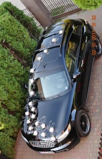auto do ślubu INFINITI Poznań