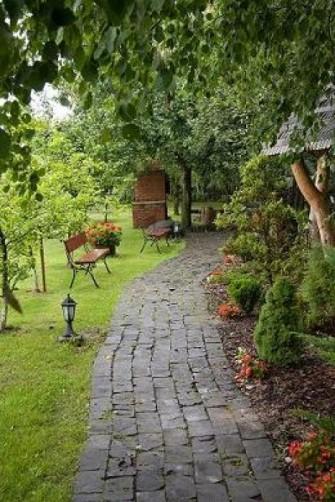 ogród Warszawa-Klaudyn
