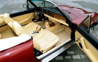 Fiat 124 Spider 1976r Wodzisław Śląski