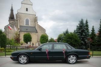 JAGUAR XJR 4.0 (320 KM)- Do ślubu Kraków