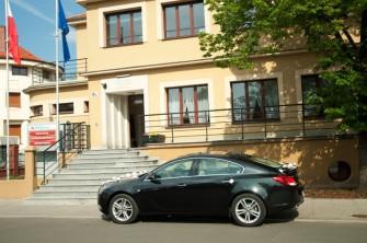 OPEL INSIGNIA AUTO DO ŚLUBU BYDGOSZCZ ŚLUB WESELE SESJA  Bydgoszcz
