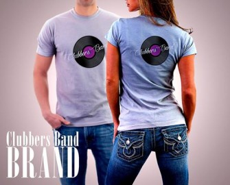 Clubbers Band T-Shirt Lublin