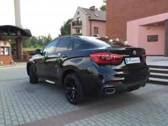 BMW X6 Dąbrowa Górnicza