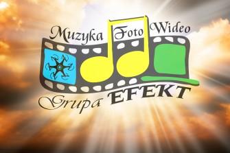 """Logo Centrum Ślubnego """"GrupaEFEKT"""" Radoszyce"""