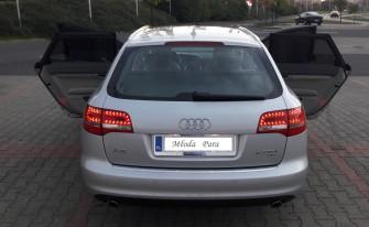Auto do ślubu i na wesele. Warszawa