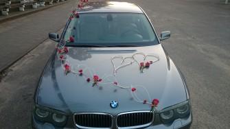 Luksusowe BMW 7 do �lubu Czarnk�w