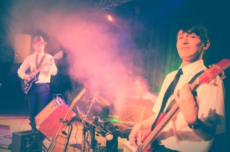 Z gitarami Leżajsk