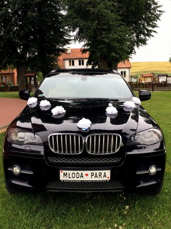 CZARNY CHRYSLER 300C*BMW X6* DO ŚLUBU *Trójmiasto*Elbląg*(Okolice)* ELBLĄG