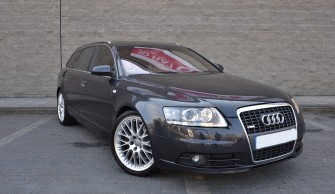 Audi A6 3.2 S-Line Mys�owice