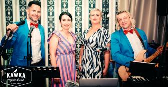KAWKA Music Band | Wymarzony zespół muzyczny na Twoje wesele! Warszawa