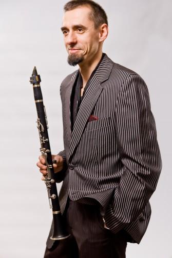 Dominik - Pan magister od klarnetu:) Kraków