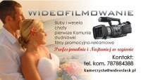 Kamerzysta na wesele Nowocześnie i Tanio Rybnik
