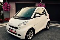 Smart-wyjątkowy pojazd do ślubu Warszawa