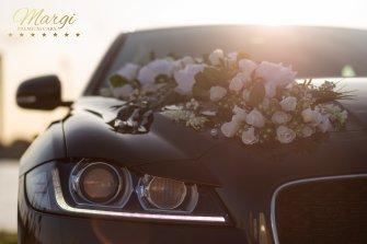 Jaguar XF - prestiżowy akcent Twojego ślubu.  Szczecin