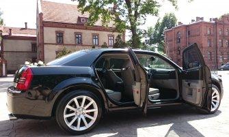 Chrysler 300C SRT8 AWD - Auto Samochód do Ślubu - Sportowa Limuzyna Żyrardów