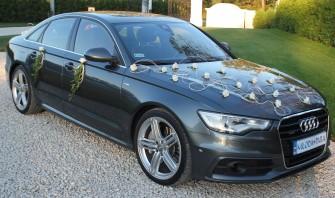 A6 do ślubu- Dekoracja auta GRATIS Żyrardów