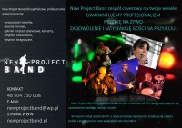 New Project Band Pozna�