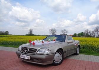 auto do ślubu, auto na ślub MERCEDESY Tarnów