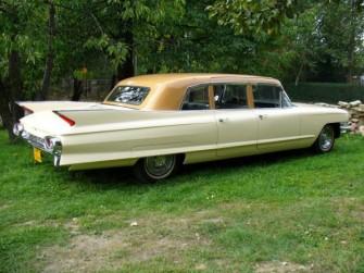Cadillac Fleetwood 1961r. Mysłowice