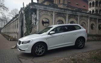 Auto do ślubu Biała perła najnowsze XC 60 2016r Częstochowa