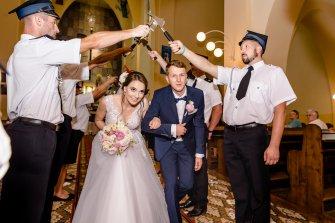 Ślub strażaka Łódź