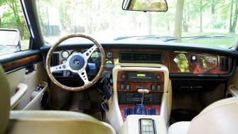 Daimler DoubleSix 1991 Poznań