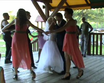 Pierwszy taniec Młodej Pary Kraków