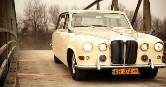 Daimler ds420 1974r. Kraków