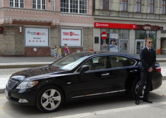 Lexus LS 460 Siemianowice Śląskie