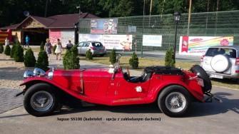 Jaguar SS100 RZESZÓW DĘBICA SANOK KROSNO PRZEMYŚL TARNOBRZEG MIELEC