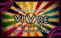 Zespół muzyczny - VIVRE Jarosław